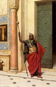 leseanthomas:   Mind-blowing oil paintings by Austrian/Jewish painter, LUDWIG DEUTSCH, LEON GEROME & RUDOLF ERNST in the late 1800s:   T...