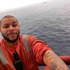 Offshore life ! #ss7#vamosqvamos #offshorelife #vapor #job #mar #sevenmar #codesa #vitoria #14x14 #falta11 #11paraasferias # by obrunovapor
