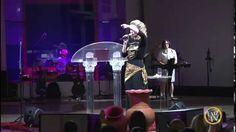 """Bianca Toledo """" A melhor pregação que já vi!!"""" - Conferência Filhas do R..."""
