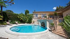 Comfortable, bright, colorful villa in Saint Tropez on the French Riviera. This wonderful mansion offers its tenants magnificent furniture, excellent big garden, what gives the highest level of comfort.
