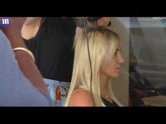 PR queen Roxy Jacenko gets pampered at a hair salon in Bondi_News Hashmi