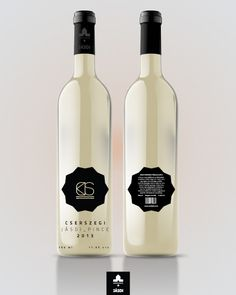 Jásdi Wine Label Concept | Designed by Norbert Mayer, Hungary.