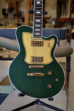 I dig the green hue
