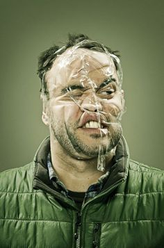 tape face funny man world images fun pictures laugh moments people 1 Funny People in Scotch Tape Makeover Photos) Tape Face, Wes Naman, Zine, Selfies, Facial Expressions Drawing, Sweet Station, Scotch Tape, Photoshop, Model Face