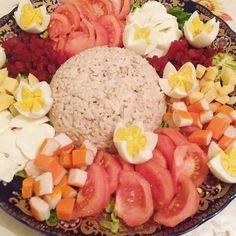 Salade du soir