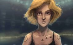 Our 10 favourite pieces of fan art for veronica roth's 'divergent&apos Divergent Drawings, Divergent Fan Art, Divergent Fandom, Divergent Trilogy, Divergent Insurgent Allegiant, Geeks, Art Psychology, Tris And Four, Tris Prior