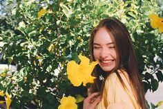 Famous Girls, Happiness, Instagram, Bonheur, Being Happy, Happy
