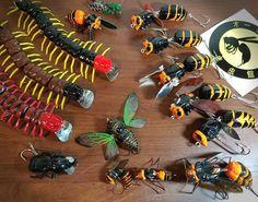 Homemade Fishing Lure Blog: 2017