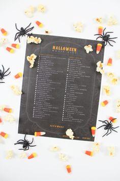 Printable Halloween