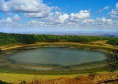 Crater lake; Marsabit national park
