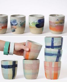 Australian ceramic artists - Takeawei