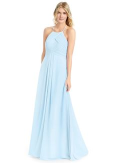 432a614b209d 174 Best Light Blue Bridesmaid Dresses images in 2019