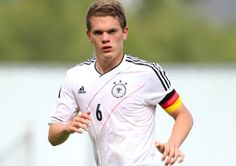 Matthias Ginter rules out Gunners switch. Manchester United, Arsenal, Soccer, The Unit, Sports, Mens Tops, Heart, Borussia Dortmund, Hs Sports