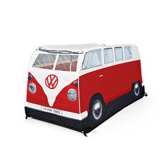Children's VW Camper Play Tent