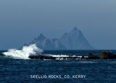 Skellig Rocks, Ireland, Co. Landscape Photos, Landscape Photography, Irish Greetings, Dublin, Ireland, Rocks, Greeting Cards, Prints, Travel