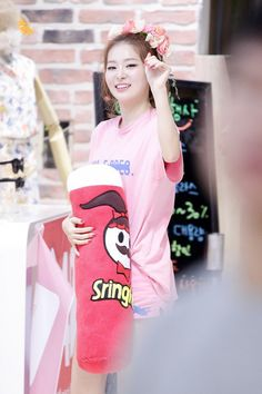 Pringles UK celebrates Seulgi's birthday! | allkpop.com