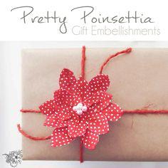 Pretty Poinsettia DI