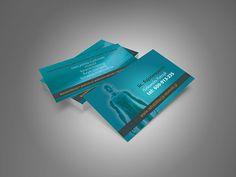 Branding for Aleksandra Pietrzyk Fizjoterepia by Ewelina Stożek, via Behance