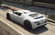 Take the Bugatti Veyron for a spin in GTA V and a number of other cars.