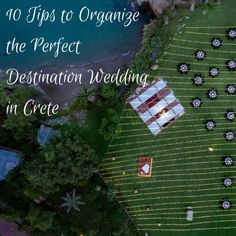 Wedding Tips Are you planning to get married in Crete? Here are 10 useful tips that help you organize the perfect wedding.  #Greece #Wedding #WeddingTips #WeddingIdeas #Travel #Crete #Bride #WeddinginCrete