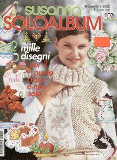 Gallery.ru / Скан rreer (rreer.gallery.ru) + Архив - SUSANNA SOLOALBUM 2002-11 + Архив - Mosca