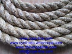 Sisal Rope, Merino Wool Blanket