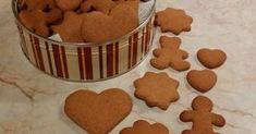 Mennyei Az én pihe-puha mézeskalácsom recept! Évek óta ezen recept alapján sütöm a mézeskalácskáimat. A végeredmény mindig omlós és puha...és ami a legjobb, hogy azonnal fogyasztható. Baby Food Recipes, Sweet Recipes, Cookie Recipes, Ginger Cookies, Hungarian Recipes, Baking And Pastry, Christmas Sweets, Holiday Baking, Creative Food