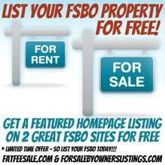 search post for sale by owner listings free