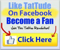 Like Us On Facebook. Join the Tattoo Revolution. #tattoos