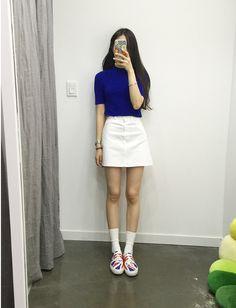 Official Korean Fashion Blog: Korean Daily Fashion #koreanfashion #koreanstyle #asianfashion #asianstyle #kfashion #kstyle #kpop #fashion #style