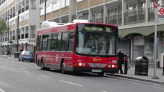 10 years of diesel-electric Hybrid operation for London Buses #hybrid #diesel #electric #transport #london #tfl #travel #wrightbus #alexanderdennis #optare