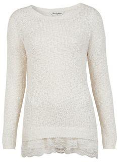 Slubby Petticoat Jumper - Make The Grade  - Clothing