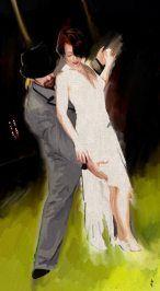 Tango Dancer II