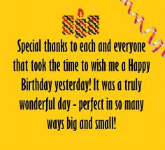 Image Result For Thank You Everybody Birthday Wishes