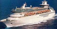 Monarch of the Seas. I WAS ON THIS SHIP!!! It was AMAZING