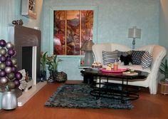 Blue Room Diorama | Flickr - Photo Sharing!