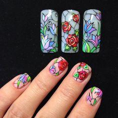 905 отметок «Нравится», 43 комментариев — Anna Shustikova (@angik_shustik) в Instagram: «Дорогие мастера! В сентябре в СПб планируются курсы дизайна ногтей  гель-лаками. Тема…»