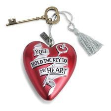 Studio By Demdaco Arte corazón sostienes la llave de mi corazón 1003480046