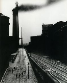 View Halifax by Bill Brandt on artnet. Browse upcoming and past auction lots by Bill Brandt. Bill Brandt Photography, Fine Art Photography, Street Photography, Landscape Photography, Monochrome, Photographe Architecture, Industrial Photography, Man Ray, Industrial Revolution