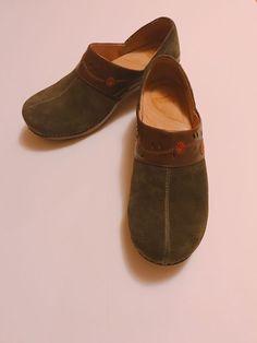 Women's Dansko Clogs Black Patent Leather Professional Shoes Sz 39 8.5-9 Women's Shoes