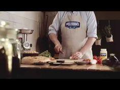 Hellmann's   Tasty Falafel Mayo - YouTube
