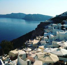 We wish we were waking up here to this beautiful sunrise in Santorini. Very jealous of our deputy editor @statredmag. Where is next on your travel wish list?  via RED MAGAZINE OFFICIAL INSTAGRAM - Celebrity  Fashion  Haute Couture  Advertising  Culture  Beauty  Editorial Photography  Magazine Covers  Supermodels  Runway Models