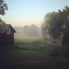 Gällnö Village