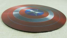 Buy MARVEL THE AVENGERS Captain America Logo Shield Mouse Pad at Pica Collection…