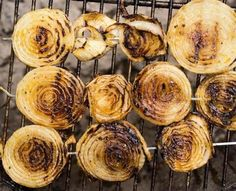 Five grilled onion #recipes