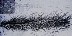 trigo gravura em metal