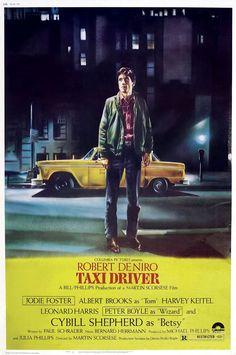 """La recensione di """"Taxi Driver"""" di Martin Scorsese (1976) con Robert De Niro, Jodie Foster, Cybill Shepherd, Peter Boyle, Martin Scorsese"""