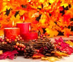 Decoración para Thanksgiving