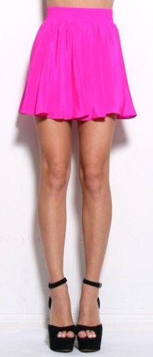 Amanda Uprichard Swing Skirt