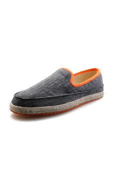 Fashion Casual Men Canvas Loafers Shoes (GREY) - Intl | Price: ฿1,205.00 | Brand: Unbranded/Generic | From: Top Seller Shoes - รวมรองเท้าแฟชั่น รองเท้าผู้ชาย รองเท้าผู้หญิง ราคาพิเศษ | See info: http://www.topsellershoes.com/product/49740/fashion-casual-men-canvas-loafers-shoes-grey-intl